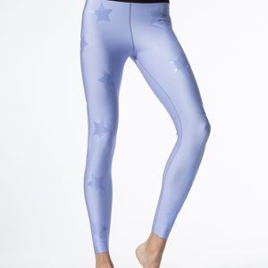 Ultracor The Lux Knockout Star Print Legging Periwinkle Size XS